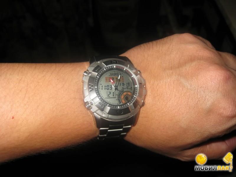 часы мужские наручные для рыбака