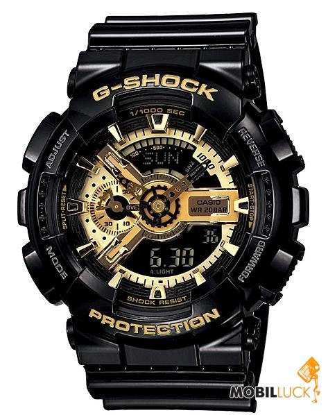 Наручные часы Casio GA-110GB-1AER
