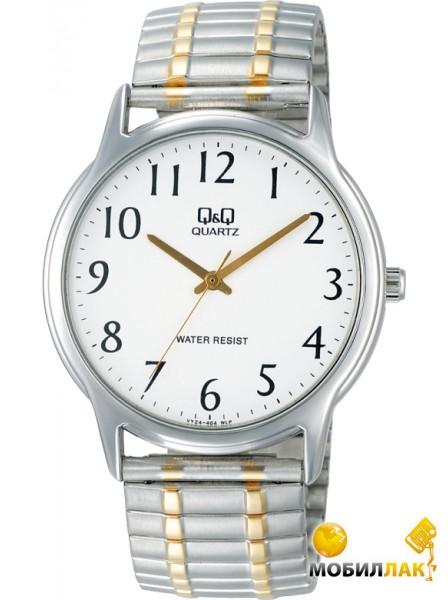 Q&Q VY28-204 мужские японские наручные часы интернет магазин бесплатная доставка. Купить часы Q&Q VY28-204 по самой