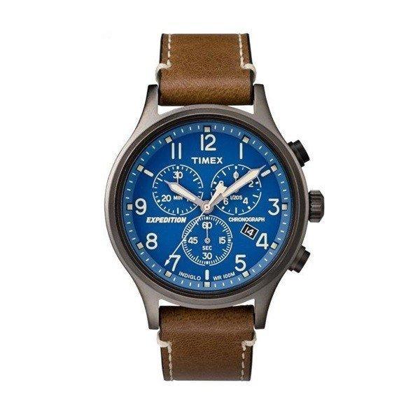 Видеообзор и фото Часы Timex Expedition Scout Chrono Blue (Tx4b09000).  Купить Часы Timex Expedition Scout Chrono Blue (Tx4b09000). Цена 6462640315f95