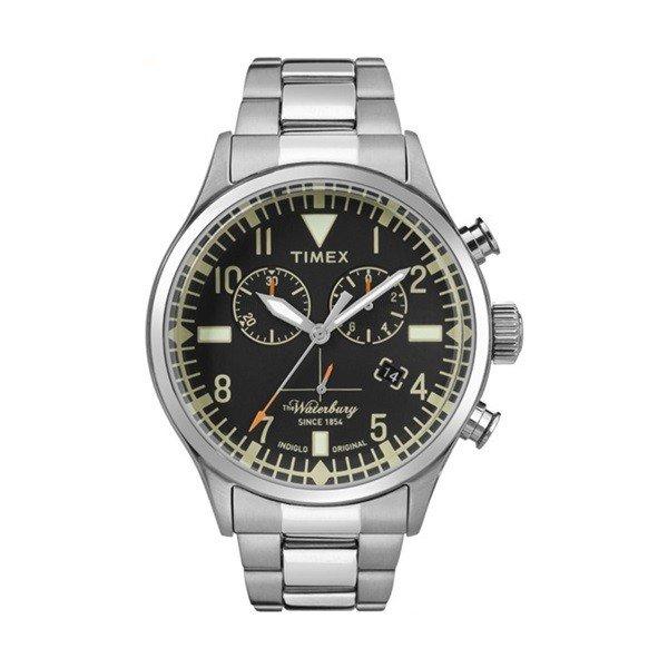 Видеообзор и фото Часы Timex Originals Waterbury Chrono (Tx2r24900). Купить  Часы Timex Originals Waterbury Chrono (Tx2r24900). Цена e5a30b2fd490e