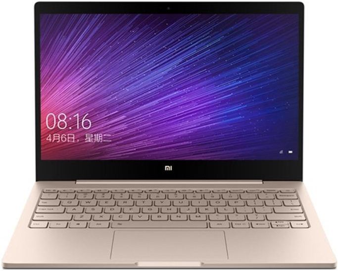 Xiaomi Mi Notebook Air 12.5 256 Gb Gold Xiaomi