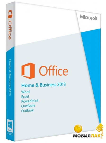 Microsoft Office Home and Business 2013 32/ 64 Ukrainian DVD BOX (T5D-01783) MobilLuck.com.ua 3611.000