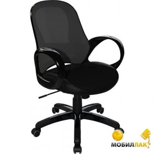 АМФ Матрикс-LB Черный сиденье Сетка черная спинка Сетка черная MobilLuck.com.ua 1763.000