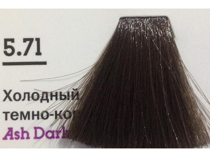 Краска для волос коричневый холодный цвет волос