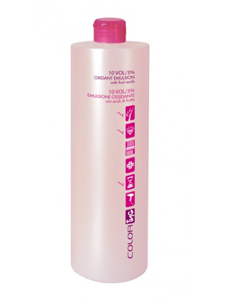 Окислительная эмульсия ING Professional Color 10 vol.,3% с фруктовым ароматом 1000 мл