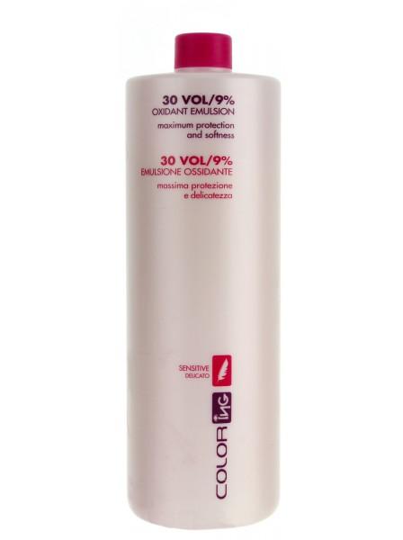 Окислительная эмульсия ING Professional Color 30 vol.,9% с фруктовым ароматом 1000 мл