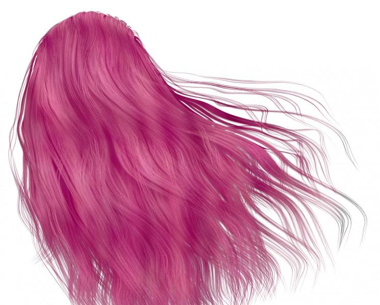 Краска для волос розовая купить украина