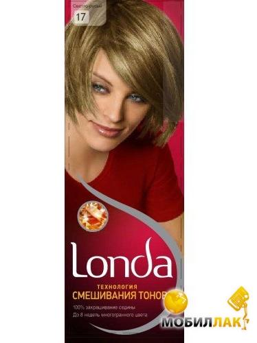 Краска для волос лонда крем краска
