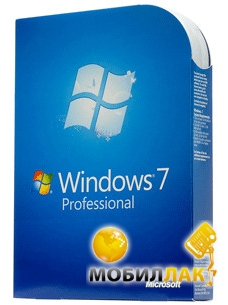 Microsoft Windows 7 SP1 Professional 32-bit Russian CIS-Georgia 1pk OEM (FQC-08296) MobilLuck.com.ua 2499.000