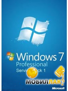 Microsoft Windows 7 SP1 Professional 64-bit English 1pk DVD (FQC-08289) MobilLuck.com.ua 2499.000