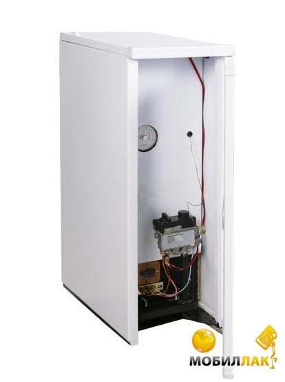 Котел газовый с теплообменником с горизонтальными водяными трубами баки для воды с теплообменником