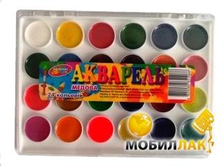 Колорит тон Акварельные 24 цвета (40005) MobilLuck.com.ua 35.000