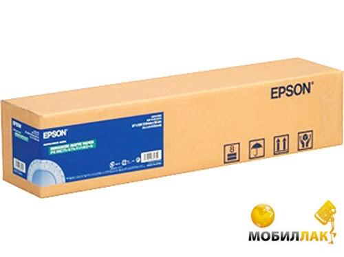 Бумага Epson Enhanced Matte Paper 17 дюймов x30.5m (C13S041725)
