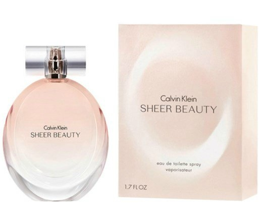 Туалетная вода Calvin Klein Beauty Sheer 50ml