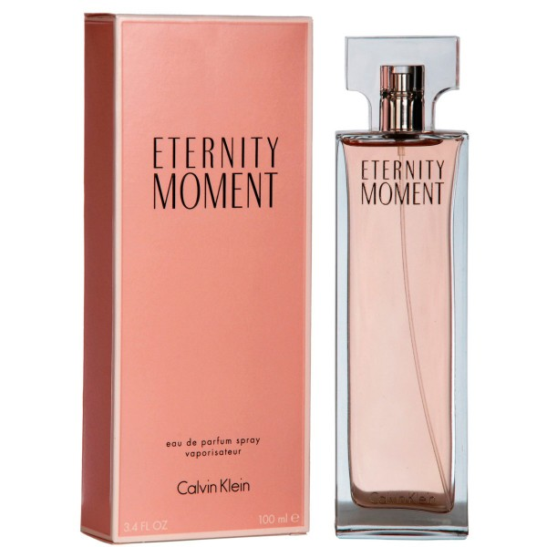 Парфюмированная вода Calvin Klein Eternity Moment 100ml for women