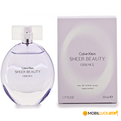 c817b786bdd90 Купить Туалетная вода Calvin Klein Sheer Beauty Essence для женщин  (оригинал) - edt 50 ml . Цена, доставка по Украине ...