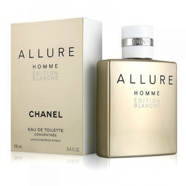 Парфюмированная вода Chanel Allure Homme Edition Blanche Concentrate 100мл
