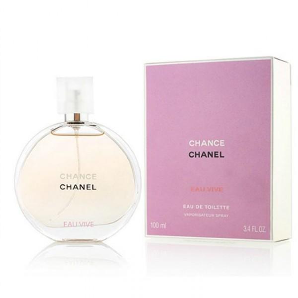 Туалетная вода Chanel Chance Eau Vive 100мл for women