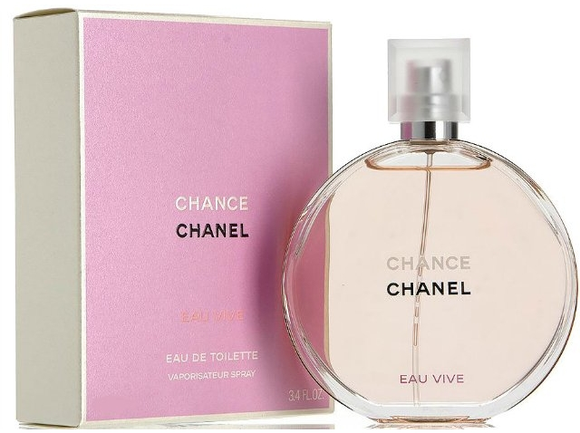 Туалетная вода Chanel Chance Eau Vive 50мл lady