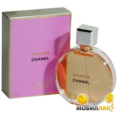 видеообзор и фото парфюмированная вода Chanel Chance For Women 50 Ml