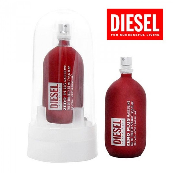 Туалетная вода Diesel Plus Plus for women 75ml