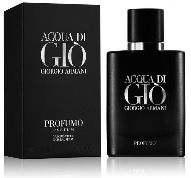 Парфюмированная вода Giorgio Armani Acqua Di Gio Profumo men 40ml