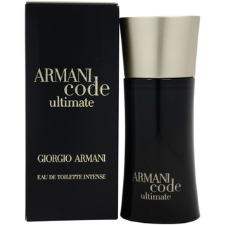 Туалетная вода Giorgio Armani Сode Ultimate men 50ml