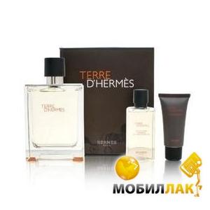 видеообзор и фото набор Hermes Tere Dhermes Parfumshgelafsbalm