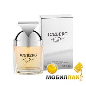 Туалетная вода Iceberg Twice for women 30 ml