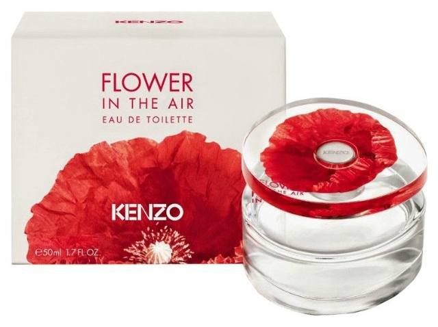 Набор Kenzo Flower In The Air (100мл, bl 50мл, 15мл mini)