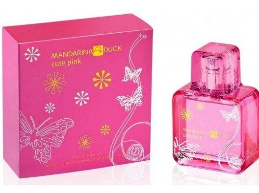 Туалетная вода Mandarina Duck Cute Pink for women 30мл
