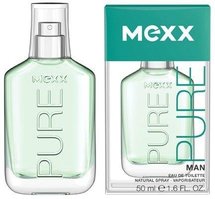 Туалетная вода Mexx Pure Man 50 ml