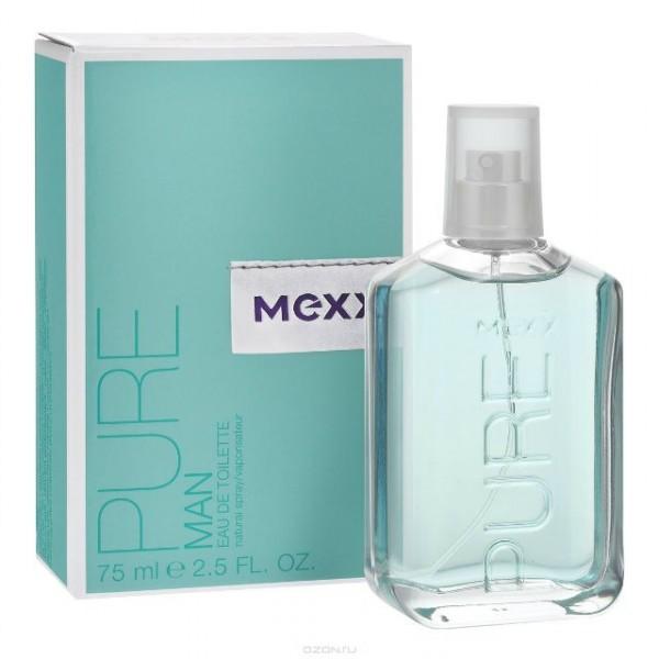 Туалетная вода Mexx Pure Man 75 ml