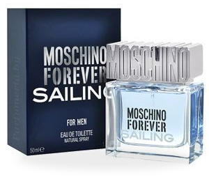 Туалетная вода Moschino Forever Sailing 2013 for men 50ml