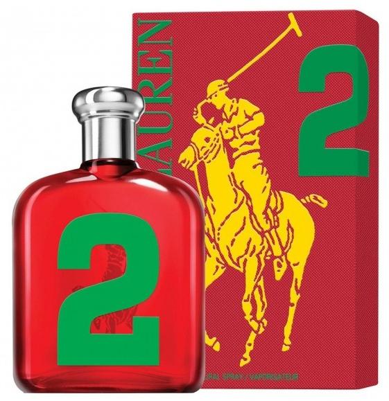 Туалетная вода Ralph Lauren Polo Big Pony 2 men 75ml