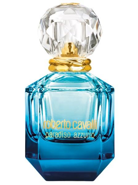 Парфюмированная вода Roberto Cavalli Paradiso Azzurro women 75ml Тестер