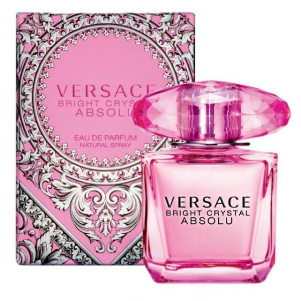 Парфюмированная вода Versace Bright Crystal Absolu 50мл for women