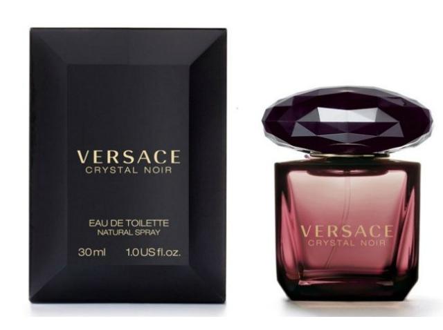 Туалетная вода Versace Crystal Noir 30мл for women