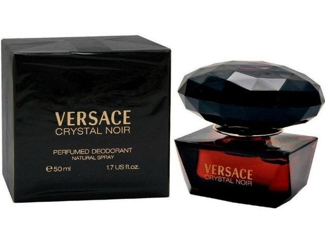 Туалетная вода Versace Crystal Noir 50мл for women