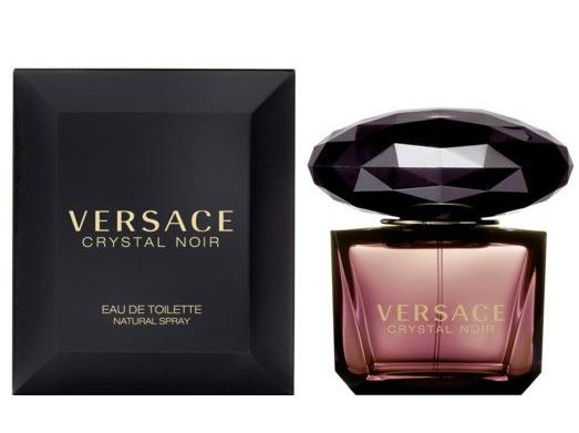 Парфюмированная вода Versace Crystal Noir 90мл for women