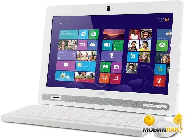 Acer Aspire ZC-602 (DQ.STGME.001) White MobilLuck.com.ua 6628.000