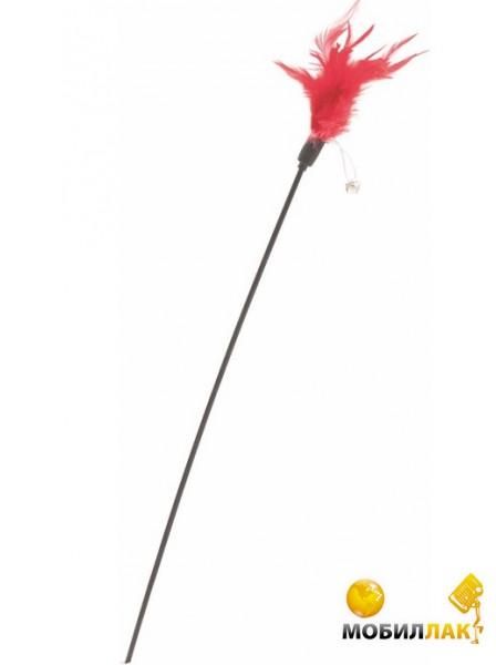 aquael Aquael Игрушка Comfy палочка с перьями