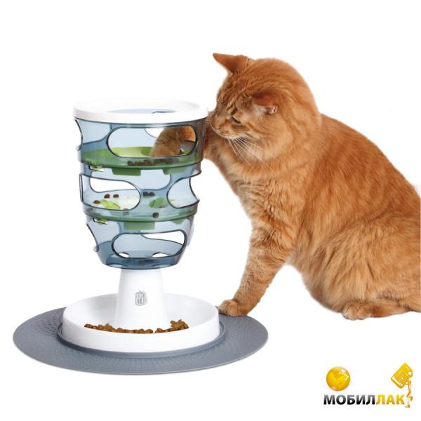 Кормушка головоломка для кошек