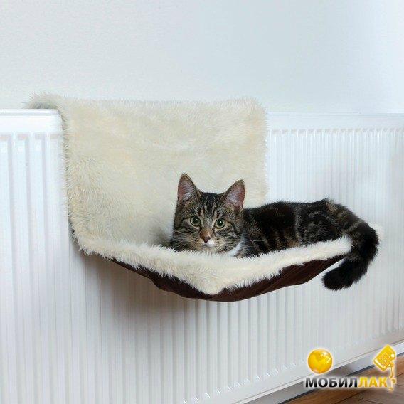 На батарею лежак для кошки