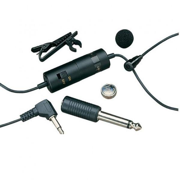 Микрофон петличный Audio-Technica ATR3350
