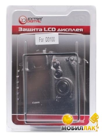 ExtraDigital Nikon D3100 MobilLuck.com.ua 110.000