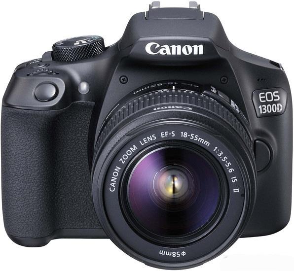 Canon EOS 1300D 18-55 IS II Kit (1160C036) Canon