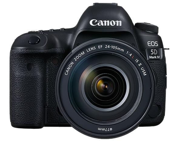 Canon EOS 5D Mark IV Body Canon