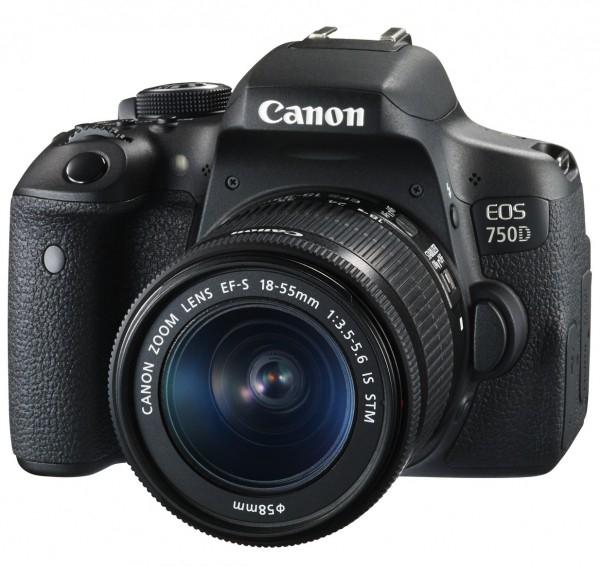 Canon EOS 750D 18-55 DC III KIT Canon